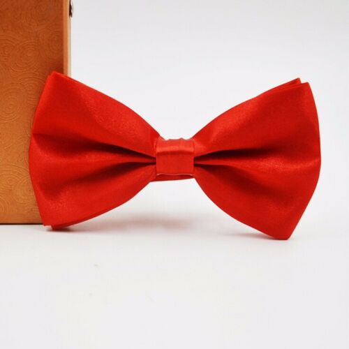 Vogue Classic Kids Mens Gentlemen Adjustable Tuxedo Wedding Bow Tie Necktie