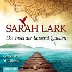 SARAH-LARK-DIE-INSEL-DER-TAUSEND-QUELLEN-8-CD-NEW