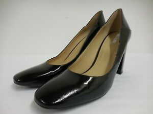 GEOX Respira Leather Court Shoes black