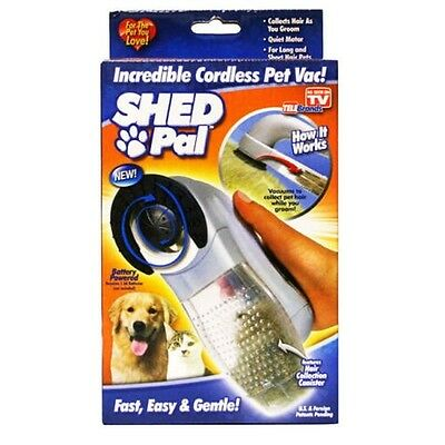 The Shed Pal Pet Grooming System As Seen on TV NEW!