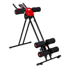 Ab Cruncher Abdominal Trainer 5 Minute Shaper Exercise Machine Core Workout