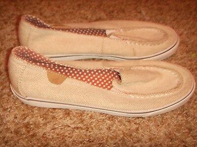 Cabaret Size 6 Sperry Top Sider Zuma Women's  Shoes