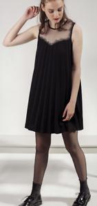 Mila Robe Hiver Nework 59€ 2017 Grace Plissée 2018 Étiquetée Modèle Valeur xqIABnd