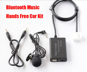 For-Honda-Acura-BlueTooth-Phone-amp-Music-Streaming-Kit-Car-Interface-AUX-Adapter