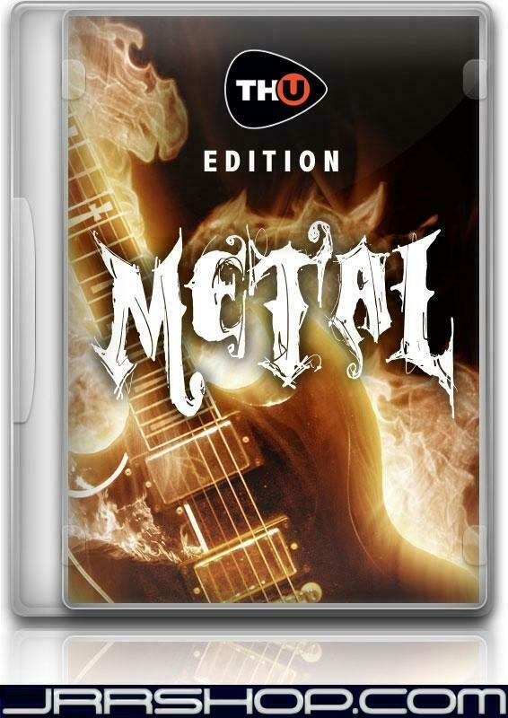 Overloud TH-U Metal Edition eDelivery JRR Shop