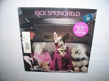 SEALED RICK SPRINGFIELD SUCCESS HASN'T SPOILED ME YET LP RCA RECORDS 54125