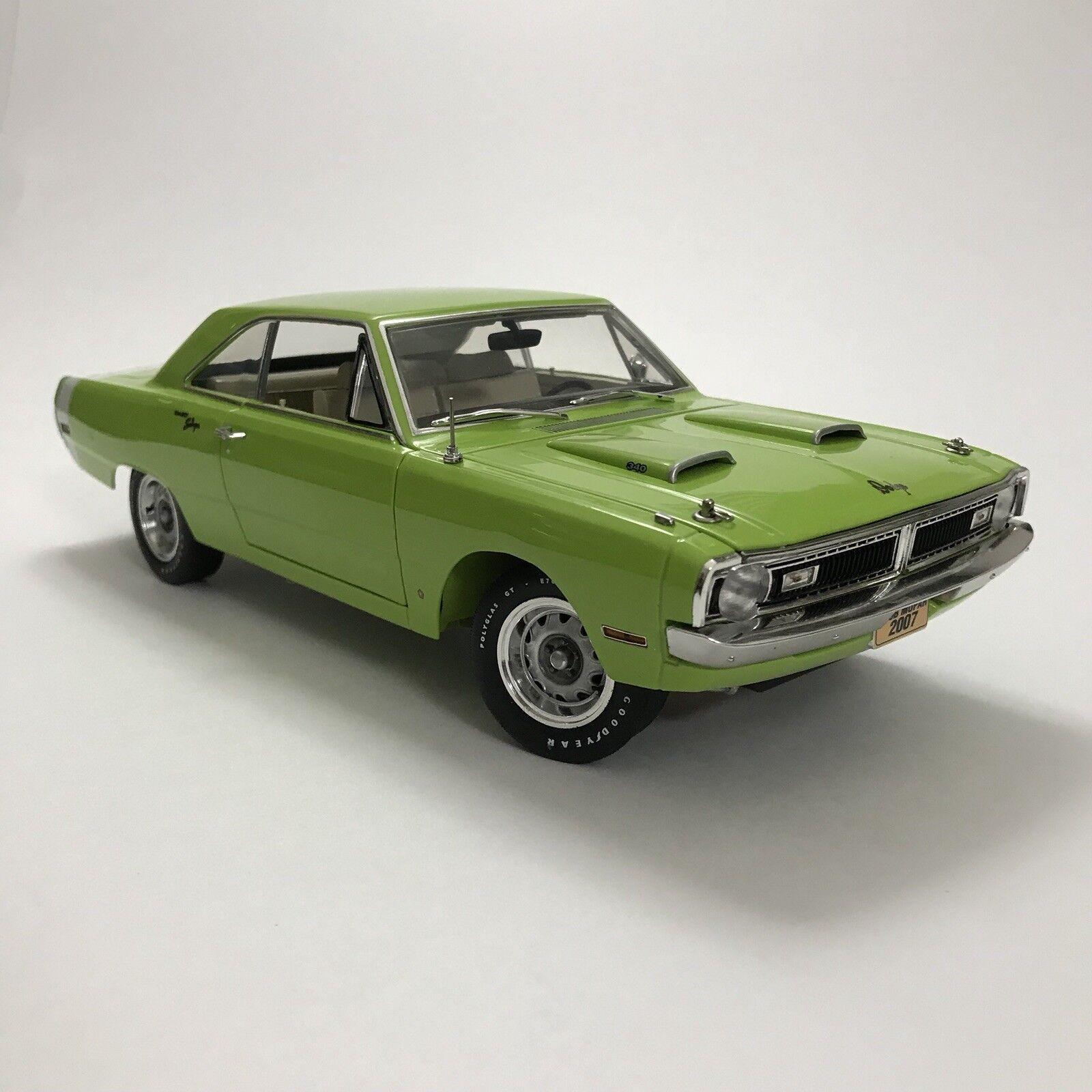 1970 Dodge Dkonst Svingeer Highway 61 Campbell C. Club Mopar 1  18 HTF 1 OF 200