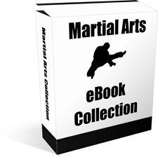 Martial Arts  Books on CD - Vintage Martial Arts Books - Judo, Kung Fu