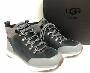 0d83753bbdf Details about Ugg Australia Olivert Lace Up Ankle Boot Shoe Waterproof  Norse Green 1017275
