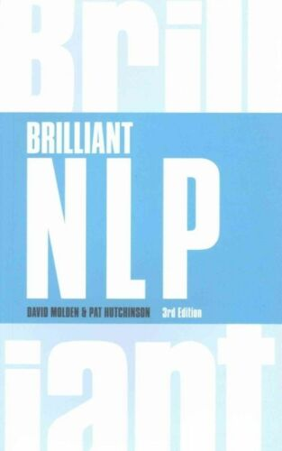 1 of 1 - Brilliant NLP (Brilliant Business), Hutchinson, Pat, Molden, David, Good, Paperb