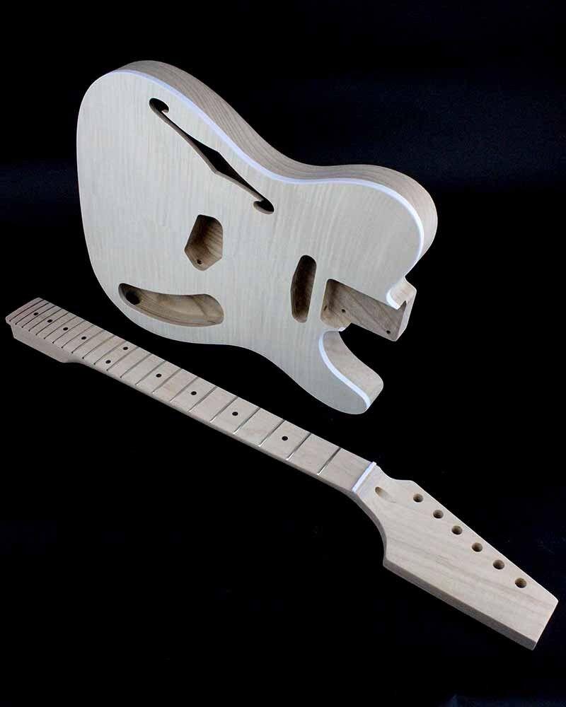 Pit Bull Guitars ATL-1FW  Thinline  Electric Guitar Kit