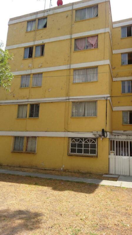 Departamento en Venta en San Buenaventura, Tlalnepantla