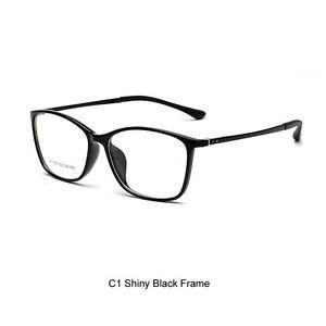 e768aa8b80 Image is loading Light-Weight-ULTEM-Full-Rim-Unisex-Eyeglasses-Spectacle-
