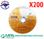 100mm x 1mm CUTTING DISC WHEEL THIN ANGLE GRINDER CUT OFF METAL STEEL