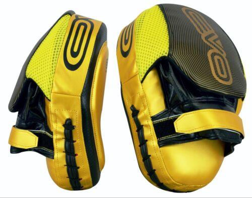 EVO Fitness Boxing MMA Focus Pads Muay Thai Martial Arts Training Pad UFC PRO