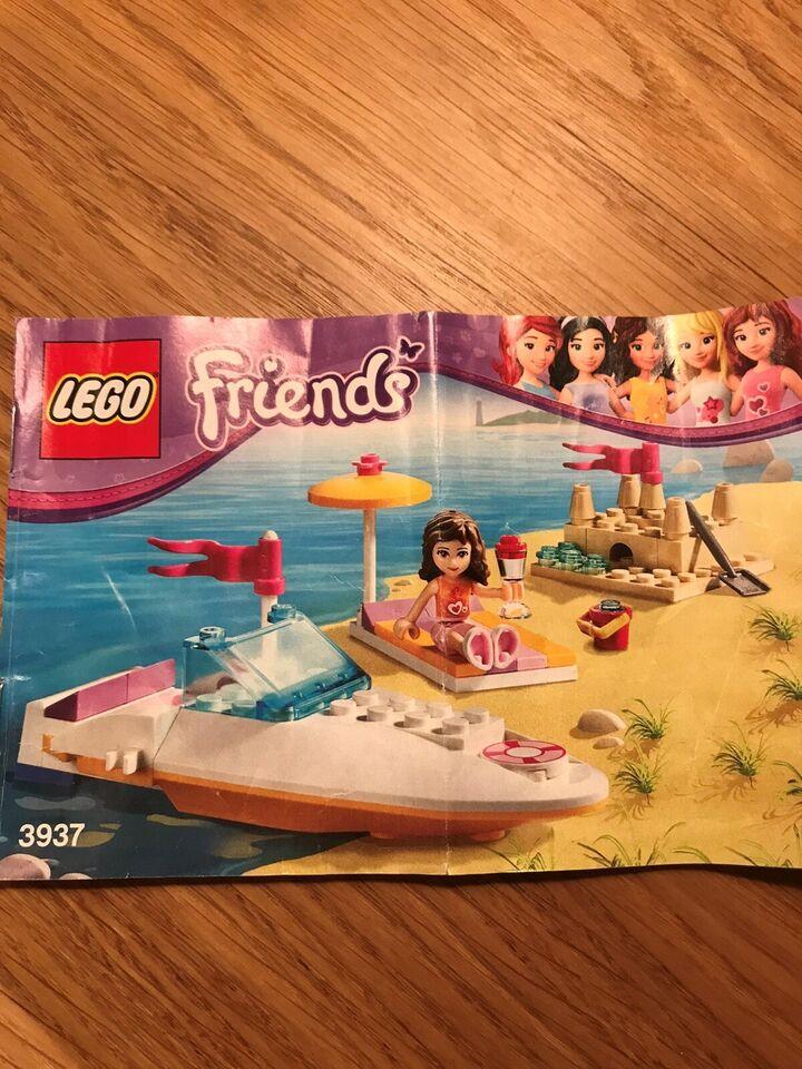 Lego Friends, 3937