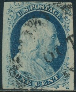 #9 POS.41L1L VF-XF WITH WIDE MARGINS BS8127