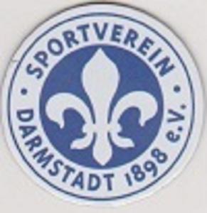Magnet-Pin - Wappen SV Darmstadt 98