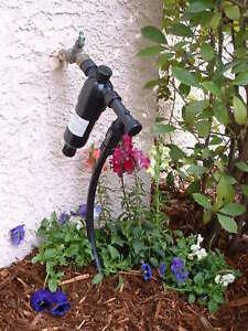Drip Irrigation System Header Filter Regulator Vacuum