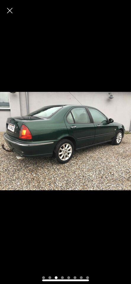 Rover 45, Benzin, 2004