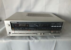 Vintage-Early-80-039-s-Technics-SA-5L-Quartz-synthesizer-stereo-receiver-PHONO