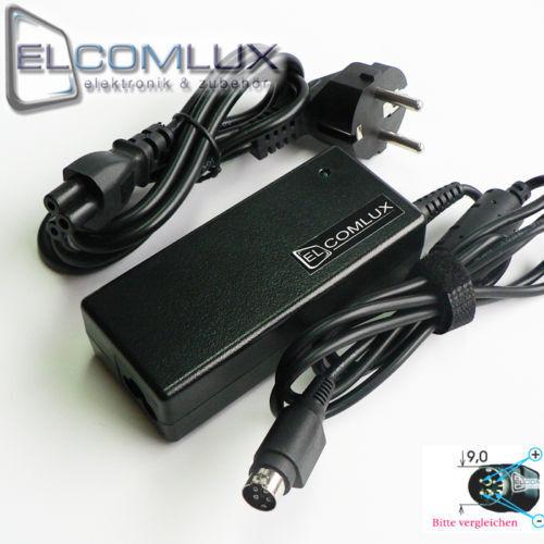 Compaq DISPLAY TFT MONITOR 12v 5a 60w 4 PIN Adattatore CA F