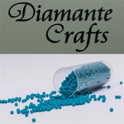 artesanías Color 14 1200 X 2mm Azul no cuentas con agujero hacer la tarjeta Nail Art