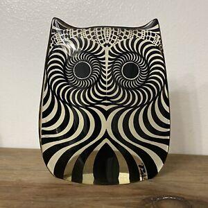 Brazil-Abraham-Palatnik-Lucite-Owl-Translucent-Art-Sculpture-Vintage-Mid-Cen