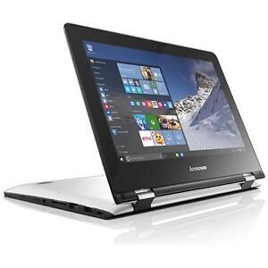 LENOVO-Notebook-2-in-1-Yoga-300-11IBR-Monitor-11-6-HD-Touch-Screen-Intel-Celeron