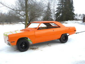 1971 Dodge Dart Restoration Project