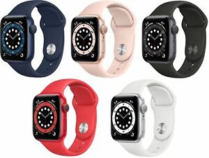 Apple Watch Series 6 (GPS) 40mm   All Colors   Brand New Sealed