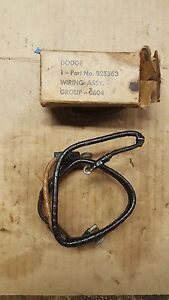 military dodge w c weapons carrier wiring harness starter to image is loading military dodge w c weapons carrier wiring harness starter