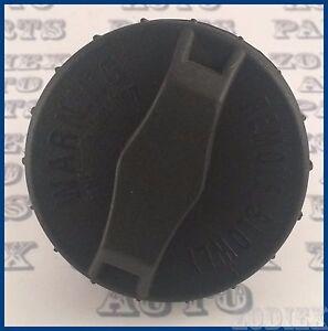 New Plastic Screw Gas Cap Universal  Fuel Tank Filler Cap
