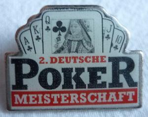 POKER-2-DEUTSCHE-MEISTERSCHAFT-1994-TEILNEHMER-PIN