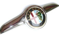 Alfa Romeo GT Bonnet / Grille Bonnet Badge 60681590 New & GENUINE Alfa Romeo