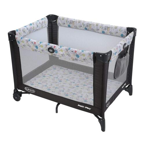 Graco Pack /'n Play Portable Playard Indoor Infant Toddler Compact Travel Playpen