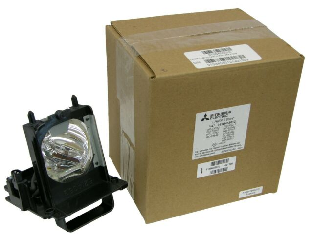 Compatible Bulb WD-73642 WD73642 Replacement For Mitsubishi Lamp