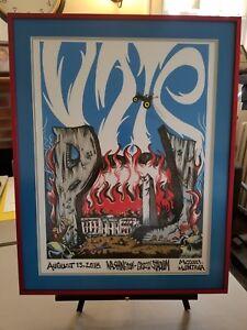 Pearl-Jam-Missoula-Montana-Poster-2018-Framed