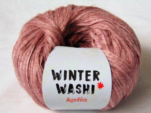 WINTER WASHI Katia 100g Wolle Garn