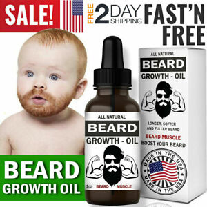 Facial-Hair-Growth-Oil-Beard-Growing-Oil-Grooming-Fast-Natural-Treatment-for-MEN