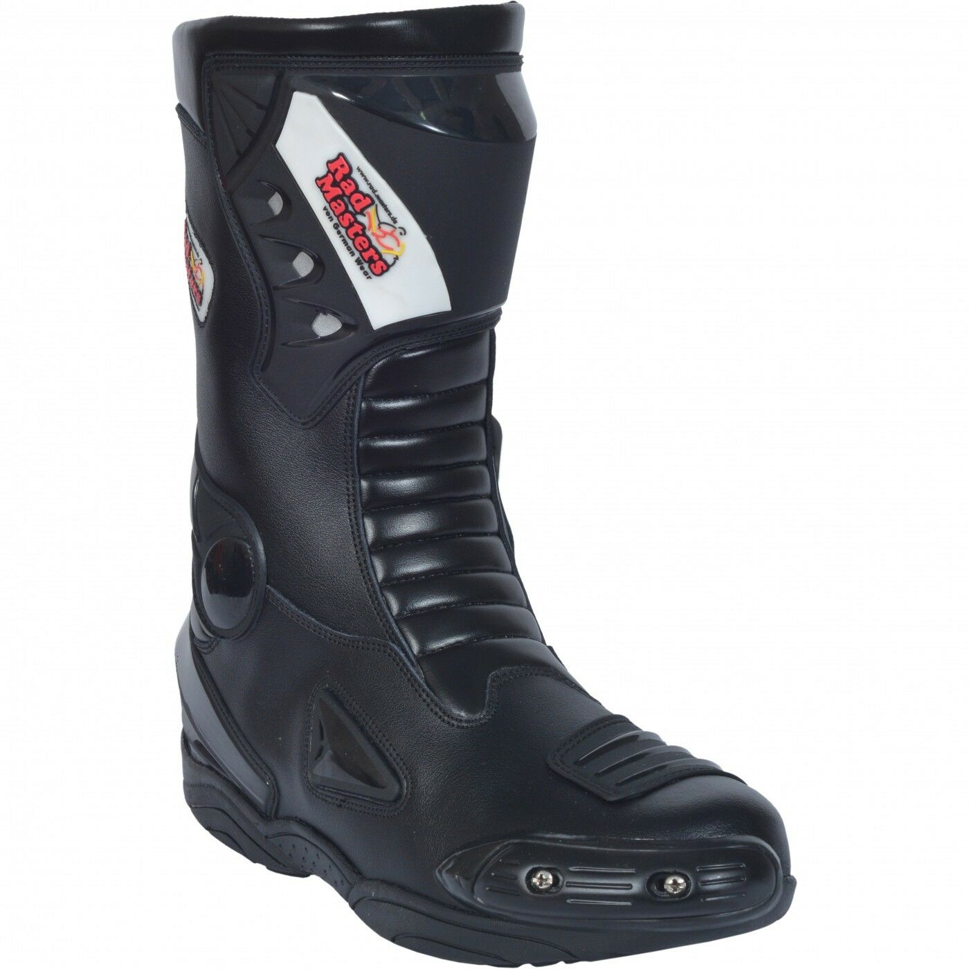 Gerhomme Wear, Moto Bottes Moto Motard Sport Toubague Bottes Noir 32 cm