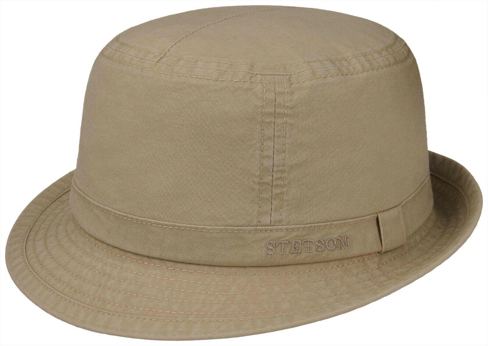 Stetson Sun Guard ® Summer Trilby Hat Hats Cotton Sun Hat Gander 76 Trend