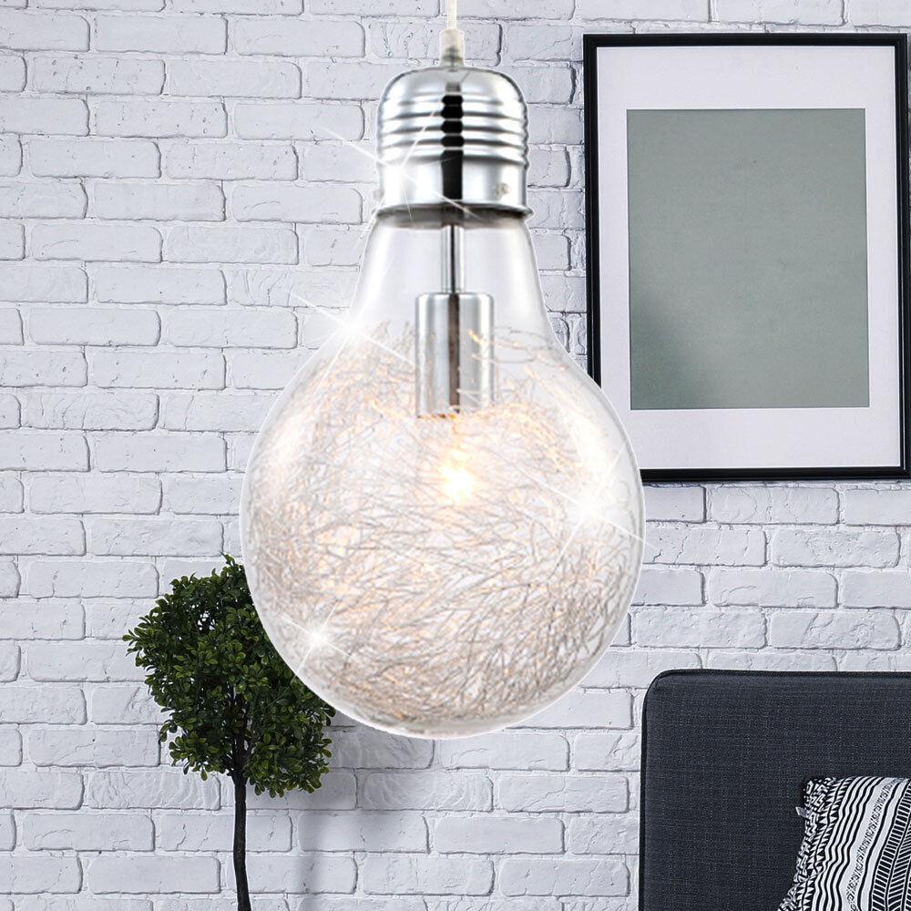 LED 4 Watt Hänge Lampe Pendel Leuchte Küchen Büro Wohnzimmer Tisch Licht Flur