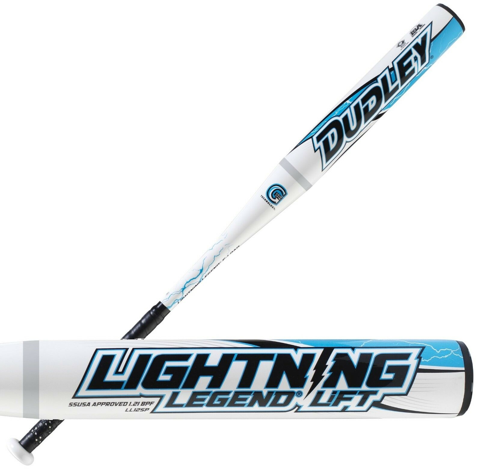 2018 Dudley Lightning Legend Lift 12  Endload 34  28oz SSUSA Softball Bat LL12SP