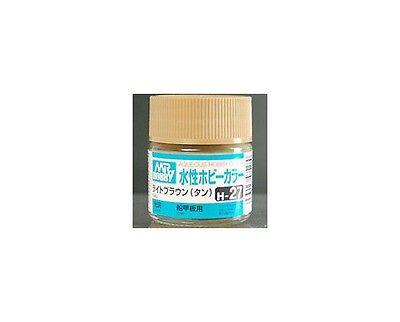 Mr Hobby Color Aqueous Gunze Paint Acrylic H1 - H49 10ml Japan Model Kit