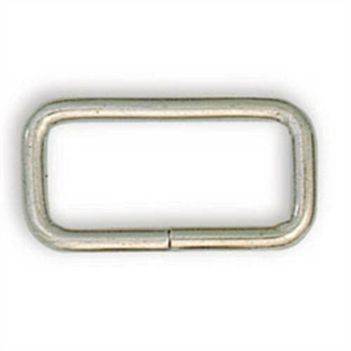 """Strap Keeper 1/"""" Formed Loop 10 Pack 1137-04 Tandy Leather Craft"""