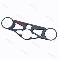 Triple Tree Top Clamp Decal Pad Sticker Fit For BMW S1000RR 2015-2017 16 Carbon
