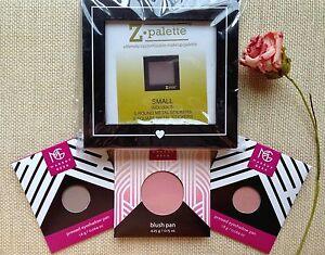 boxy charm z palette makeup geek blush pan spell bound 2