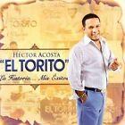 La Historia Mis Exitos 0827865455024 by Hector El T Acosta CD