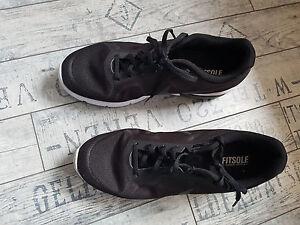 Nike-Airmax-Schuhe-schwarz-Gr-43